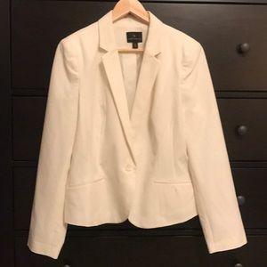 Worthington Class White Blazer - Size XL